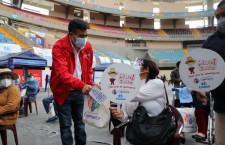Municipalidad de Cajamarca sigue contribuyendo en campaña de vacunación contra la covid-19