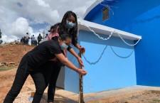 Un reservorio de 80 mil litros de agua potable para Calispuquio