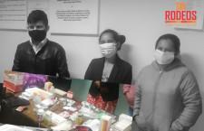 Caen cuatro estafadores que ofrecían vacunar contra el Covid hasta por 200 y 500 soles