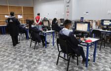 ODPE Cutervo realizó simulacro oficial del sistema de cómputo de resultados