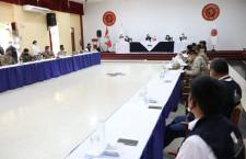 Jefe de ONPE insta a partidos políticos a respetar resultados electorales