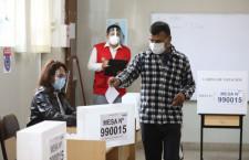 Más de 25 millones de peruanos eligen hoy nuevo Presidente