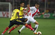 Selección peruana se juega hoy sus posibilidades ante Colombia