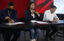 Fujimori pide la nulidad de 200 mil votos