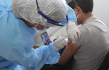 Mañana vacunan a trabajadores de limpieza pública contra la COVID-19