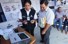 Más de mil personerosde mesayde local de votaciónfueroncapacitados porla ONPE