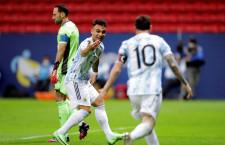 Copa América: Argentina vence a Colombia por penales y enfrentará a Brasil en la final