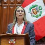 Presidenta del Congreso pide unidad y expresa disposición de trabajar con el Ejecutivo