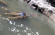 Encuentran cadáver de profesor en río Llaucano