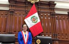 """Edhit Julón: """"Por Dios, mis padres, mi Cajamarca, y Tacabamba, sí juro"""""""