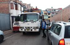 Promueven reglamento para servicio de carga y descarga de mercancías en Cajamarca