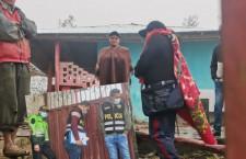 Policía libera a anciano en cautiverio a manos de ronderos