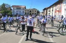 Pedaleando en Cajamarca por el Bicentenario