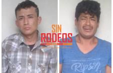 Detienen a dos delincuentes requisitoriados en Jaén