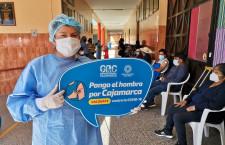 Pobladores vacunados contra Covid-19 destacan orden, rapidez y buena atención en vacunatorios