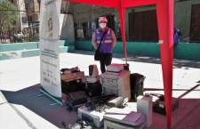 Campaña de reciclaje de artefactos para ayudar a niños quemados