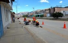 Acondicionan ciclovías en el sector sur de Cajamarca