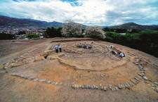 Sitio arqueológico Montegrande ya cuenta con saneamiento físico legal