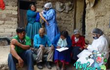 """Campaña """"Voy Por ti"""" llegará a lugares más alejados de la región Cajamarca"""