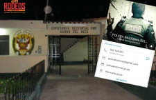 Denuncian coima en comisaría de Baños del Inca a cambio de anular intervención