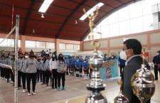 """Lima se impuso en el campeonato de voley de clubes """"Bicentenario"""""""
