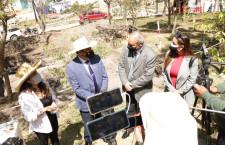 Municipalidad Provincial de Cajamarca ratifica compromiso con el apoyo a la investigación arqueológica en la colina Santa Apolonia