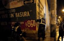 Municipalidad de Cajamarca intensifica jornadas de limpieza y desinfección en puntos críticos de la ciudad