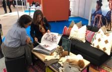 Alpaca del Perú deslumbra en importante feria textil europea