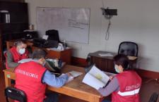 Sentencian a tres ex funcionarios de Municipalidad de Huambos por no rendir cuentas conforme a ley