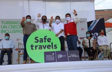 Ministro de Turismo entrega sello Safe Travels a 25 emprendimientos de Jaén y San Ignacio