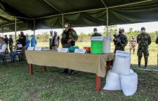 Sucamec donó 247 toneladas de explosivos incautadosa la PNP para enfrentar el narcotráfico