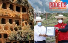 Bambamarca: Ministro de Turismo ofrece inversión en Ventanillas de Bellavista