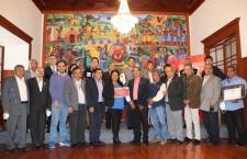 Municipalidad de Cajamarca rinde homenaje a Periodistas Deportivos