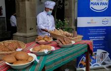 Panaderos en competencia: Primer festival del pan cajamarquino