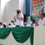 Alcalde Andrés Villar apoya fomento de la crianza del cuy: Festival Jequetepeque 2021