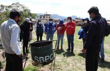 """Gobierno local y Beneficencia implementarán plan integral de gestión de residuos sólidos en cementerio """"La Paz"""" de Cajamarca"""