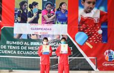 Niños que nos representarán en Juegos Panamericanos de Ecuador entrenan en coliseo Gran Qhapac Ñan